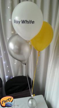 Helium Balloon Sets - Bunch of 3