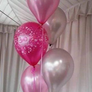 Helium Balloon Sets - Bunch of 5