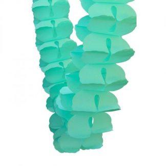 Honeycomb Garland 4m - Mint