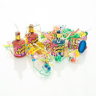 Party Poppers 20pk