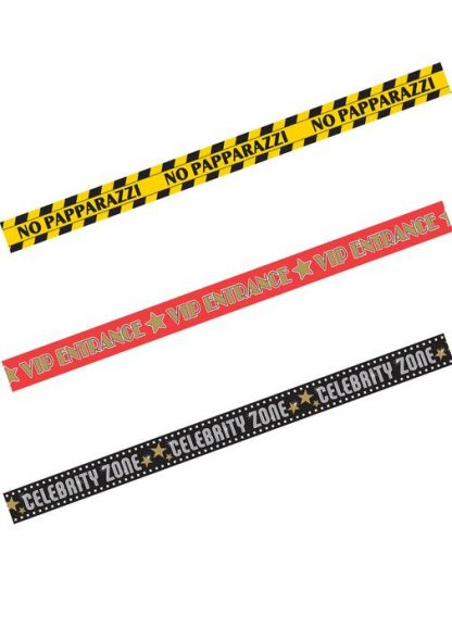 Hollywood Party Tape 3pk