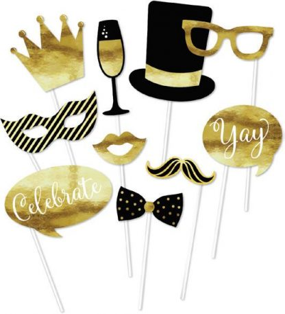 Photo Booth Accessories - Wedding