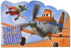 Disney Planes Invite 8pk