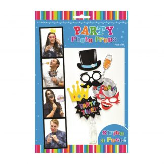 Party Photo Booth Props