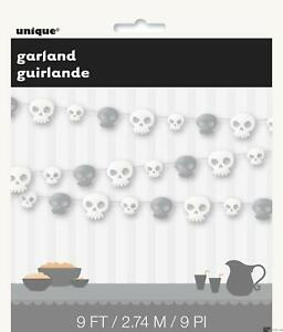 Halloween - Skull Garland