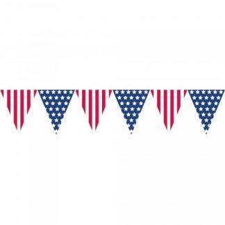 Bunting Flag Banner Stars & Stripes