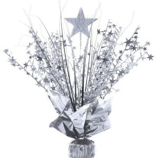 Spangle Table Centrepiece - Star