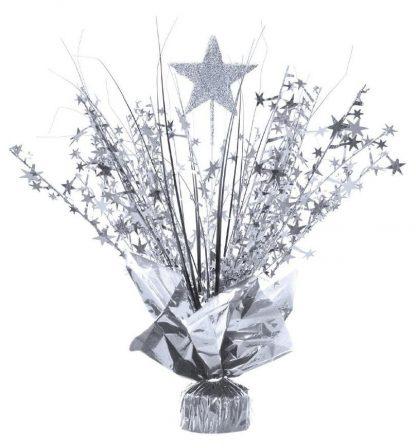 Spangle Table Centrepiece - Star