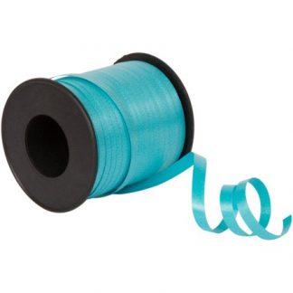 Curling Ribbon Teal 91m