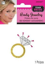 Bride to Be Body Jewelry