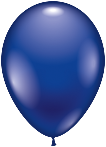 Balloon Single Ultramarine