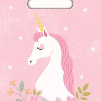 Unicorn Party Loot Bags 10pk