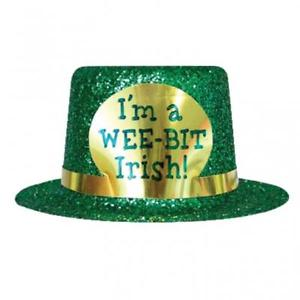 St. Patricks Mini Hat - I'm a Wee-bit Irish
