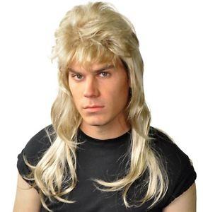 Wig High Teased Blonde